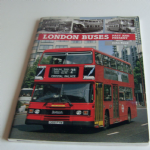 London Buses past and present by John Reed 1988 softback